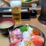 小樽ポセイ丼 - ポセイ丼からのクラシック