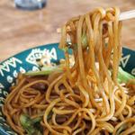 秋元食堂 - 黒石独特の太平麺