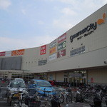 11447912 - 巨大ショッピング施設があるんだね