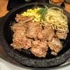 とこだい精肉店 - 料理写真:牛サガリステーキ増量!焼肉店でしか食べた事ないサガリをカジュアルに頂く!