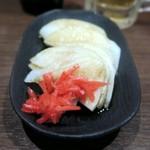 四文屋 - 大根酢正油¥150これ好き♪