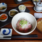 藤香想 - ローストビーフ丼セット