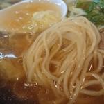 ふうりん - 麺アップ