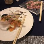 risutoranteshoutwuenthifa-suto - 前菜盛り合わせ、生ハム
