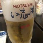 やきとり処 い志井 - ドリンク写真: