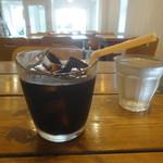 Jusqu'au noir - アイスコーヒー