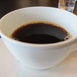 オイスタン - 食後のコーヒー