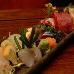 ぜんざい - 料理写真:お刺身盛合せ(2~3人前)2000円~