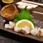 三忠 - 水蛸 おどり喰い@1,300円