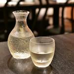 三忠 - 広島 加茂金秀 特別純米酒(一合)@750円