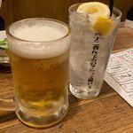114480747 - 【ビールとノンアルレモンサワーで乾杯!2019/8