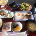 温井スプリングス - 料理写真:朝食