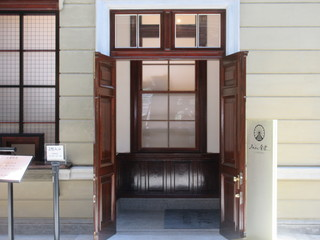 みかど食堂 by NARISAWA - 店へはこの入口から