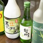 韓国料理 清香苑 -