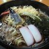 彦善 - 料理写真:天ぷらそば