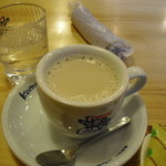 コメダ珈琲店 - ミルクコーヒー 380円