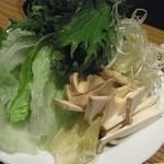 11449414 - 野菜盛り