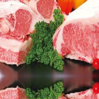 黒毛和牛の超熟成肉