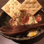 海鮮・串焼き 満天 - ポテサラ