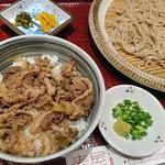 十割そば素屋 - 料理写真: