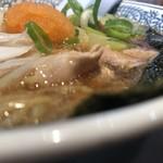 丸源ラーメン - 豚バラ