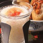 中国料理 龍皇 - 料理写真:蟹肉入りふかひれスープ