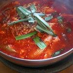 韓国食堂 カンスニ - ユッケジャンクッパ