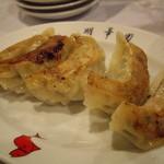 明華園 - 焼餃子