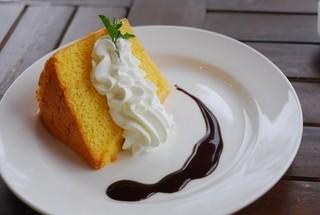 うかたま - シフォンケーキ