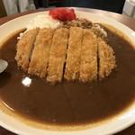 立ち飲みの野田屋 - 料理写真:カツカレー 750円