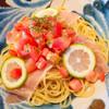 チェルキオロッソ - 料理写真:レモンパスタ