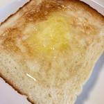 ROUTE271 - バターとはちみつでいただきました