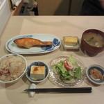114509632 - 甘塩鮭焼き 980円