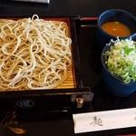 手打ちそば・うどん みち庭 - 料理写真:セイロ(756円)
