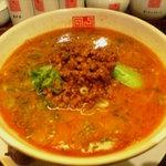 正式担担麺美食庁四川辣麺 - 坦々辣麺(元味)辛口(720円)