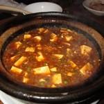 11451696 - 麻婆豆腐(800円)