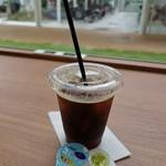 カフェダイニング ルッカコーヒー - アイスコーヒー