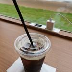 カフェダイニング ルッカコーヒー - スマホ充電もできます!