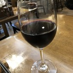 くら重 - フルボディのグラスワイン