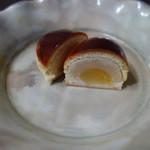 大津屋 - 栗饅頭