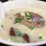 史記正宗牛肉麺 - 料理写真: