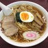 Tamaya - 料理写真:「ラーメン」550円