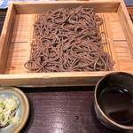 寿屋 寿庵 - 小板そば(田舎そば)