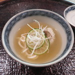心根 - 鱧素麺 早松