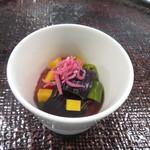 心根 - 夏野菜のサッと煮
