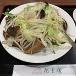 阿里城 - 台湾風豚肉のかけご飯