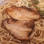 中華そば 丸京 - 鶏ガラ醤油の中華そば