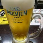 鶏太郎 - ほろ酔いセット(生ビール)
