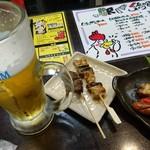 鶏太郎 - ほろ酔いセット+焼き2本