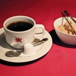 スペインクラブ銀座 - コーヒー